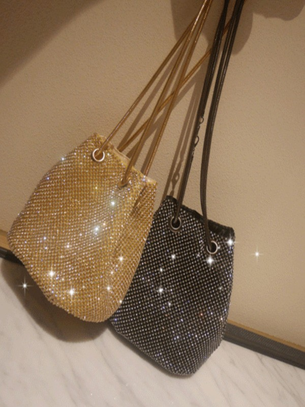 Fashion Rhinestone Evening/Party Handbags For Women