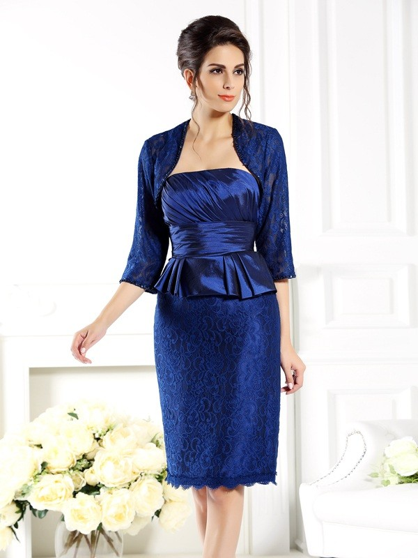 Lace 3/4 Sleeves Special Occasion Wrap