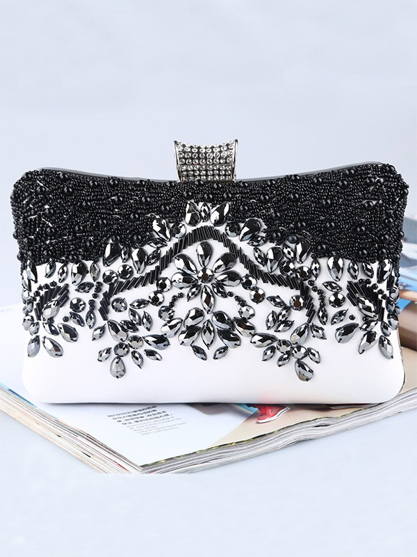 Pretty PU Evening/Party Handbags For Women