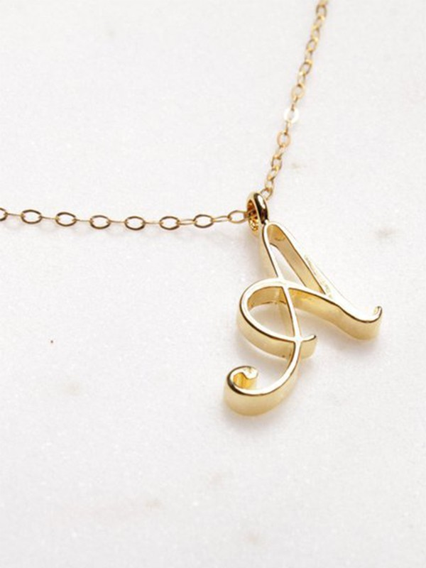 Brilliant Alloy Hot Sale Necklaces