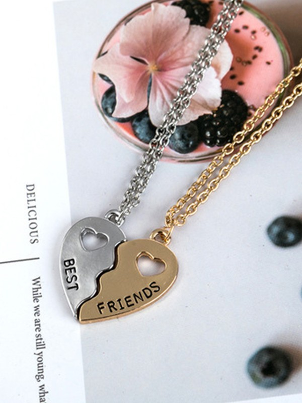 Attractive Alloy Hot Sale Necklaces