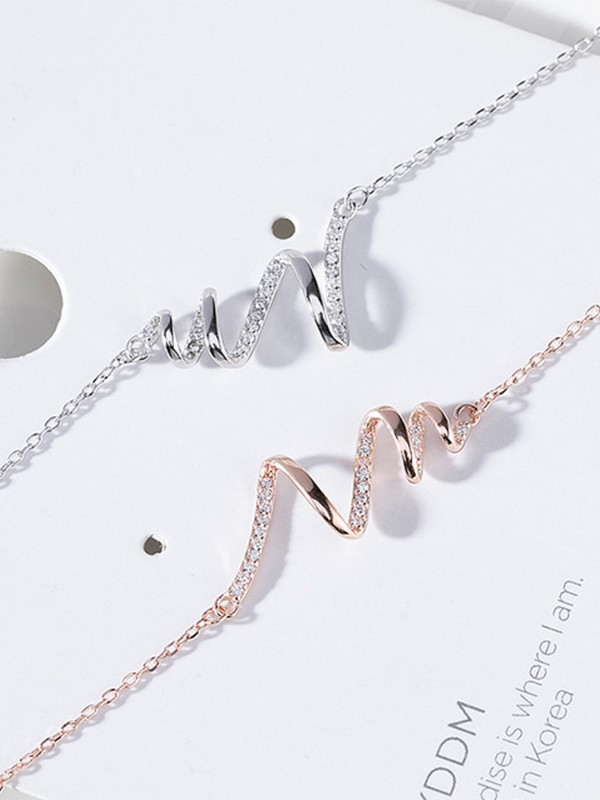 Fashion S925 Silver Hot Sale Necklaces